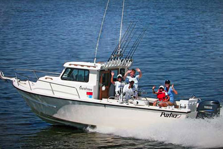 outer banks charter fishing
