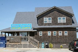 pet friendly restaurat in cape hatteras