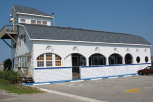 dolphin den restaurant in the outer banks cape hatteras